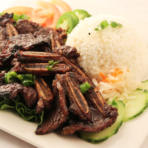 Photo of Beef Barbecue Short Ribs