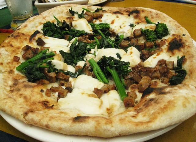 Del Cafone Pizza at Antica Pizzeria CO