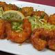 Shrimp at Belle's Bistro