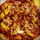 Hawiian BBQ Pizza at Gianni's Pizza