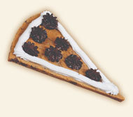 Photo Of Cookie Cake By The Slice