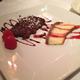 Torta al Cioccolato and Torta al Formaggio at DeGrezia Ristorante