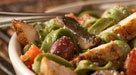 Dish at Bonefish Grill