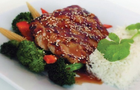 Merveilleux Photo Of Teriyaki Chicken. Photo Of Teriyaki Chicken