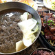 Korean BBQ is most delicious when it's eaten with Korean cold noodle, Naeng Myeon - Yookssam Naengmyeon at Macheko Grill