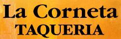 Logo at La Corneta Taqueria - Glen Park