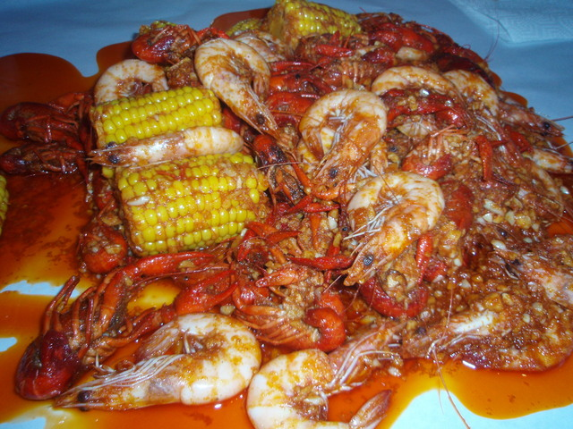 Photo of Crawdads-mild with Sha-bang Sauce