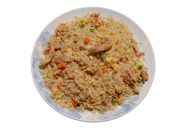 Chicken Fried Rice at Shanghai Restaurant