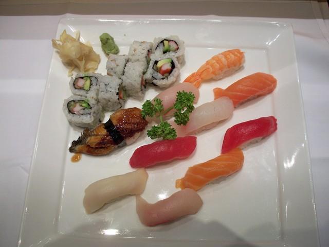 SUSHI DELUXE at Arisu Japanese Cuisine