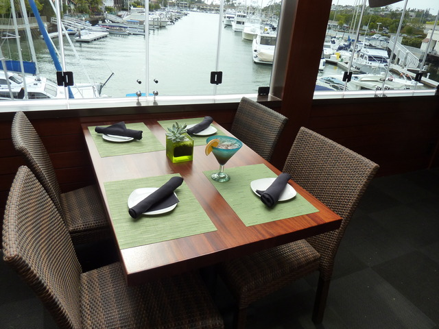 The New Patio on the water. - Interior at 3 Thirty 3 Waterfront