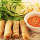 Vietnamese Egg Rolls at T-Wa Inn