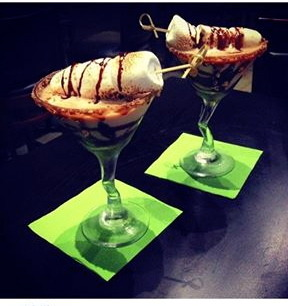 Photo of S'mores Martini