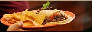 Dish at Straits Restaurant