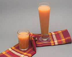 Fresh Squeezed Grapefruit Juice at Mimi's Cafe