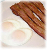 Photo of A BACON LOVER'S BACON AND EGGS