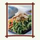 Samurai Sam's Teriyaki Grill Sesame Garden Toss - Dish at Samurai Sam's