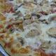 Mushroom Pizza at Jimbos