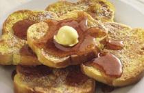 Strawberry Pancakes at Perkins Restaurant & Bakery