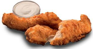 Chicken Strips at Jack in the Box