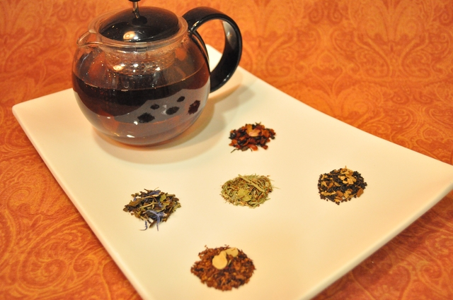Organic and Fair Trade Loose Leaf Tea at Roots Gourmet