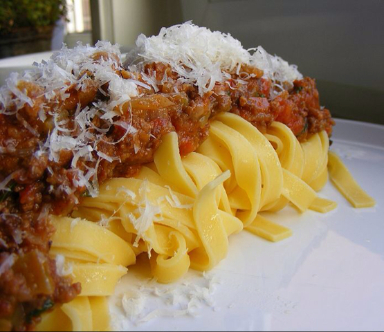 Photo of Tagliatelle Bolongese