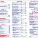 Delivery Menu Page 1 - Restaurant Menu at Fairfax Delicatessen