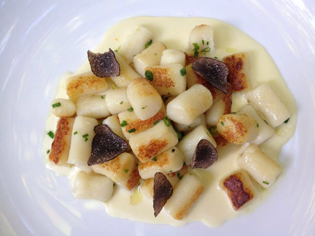 Photo of Crispy potato Gnocchi