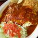 Enchilada with Fried Egg at El Tepeyac