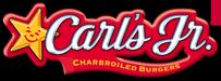 Logo at Carl's Jr.