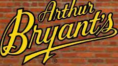 Logo at Arthur Bryant's BBQ