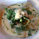 Veal and Spinach Ravioli at Olive & Ivy Restaurant & Marketplace