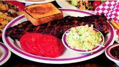 Dish at Rib City Grill