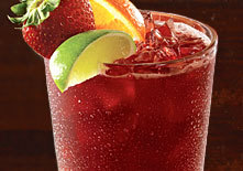 NEW Triple Berry Sangria at Red Lobster