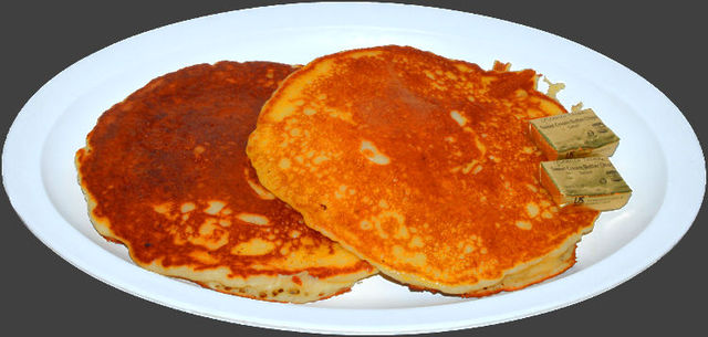 Buttermilk Pancakes at Ranch House Grille