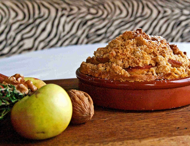 Apple Pie for Two at R2L