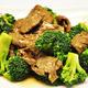 Noble Broccoli at Loving Hut Vegan Cuisine