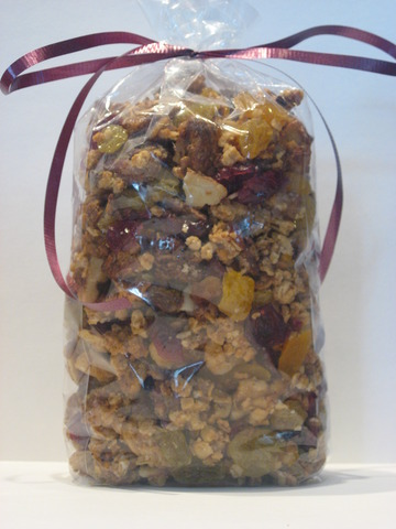 Trail Mix at Cookie Central