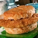 Bojangles Cajun Filet Biscuit - Dish at Bojangle's