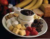 Photo of Belgian Chocolate Fondue