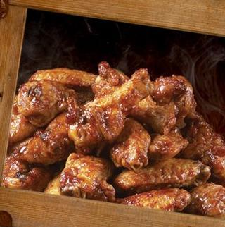 CHICKENWINGS at Sonny's Real Pit Bar-B-Q