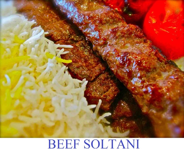 soltani at The Grill