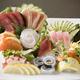 sashimi at Mikado Thai Pepper Restaurant