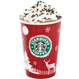 Peppermint Mocha Twist at Starbucks Coffee