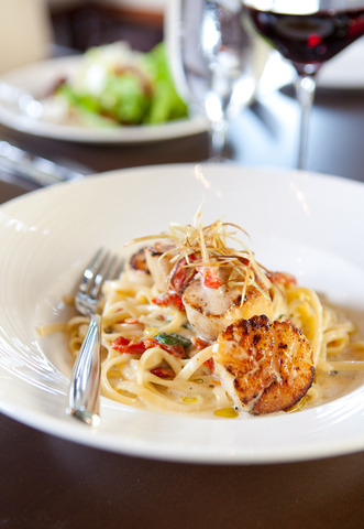 Photo of Scallop Linguini