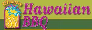 Logo at L & L Hawaiian BBQ