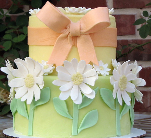 Lazy Daisy Days of Summer Cake at Butterfly Sweets