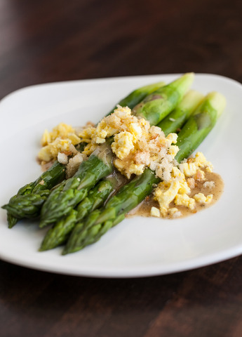 Chilled Asparagus at Grille 401 Las Olas