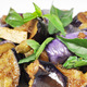 Delectable Eggplant at Loving Hut Vegan Cuisine