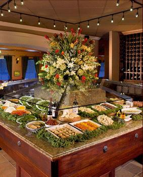 Amor de Brazil - Brazilian Steakhouse Kansas  - Salad Bar at Amor de Brazil  -Brazilian Steakhouse Kansas (CLOSED)
