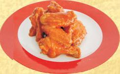 Buffalo Chicken Wings at Big Mamma's & Pappa's Pizza